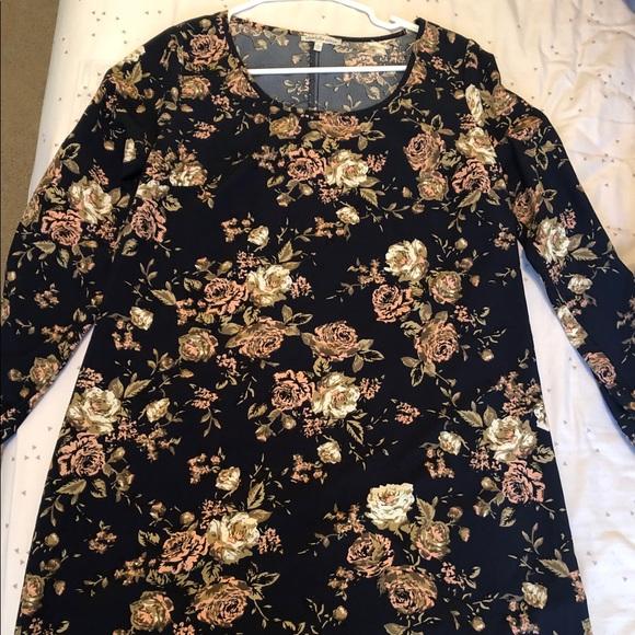 Charlotte Russe Dresses & Skirts - 3 for $12 Charlotte Russe Long Sleeve Dress